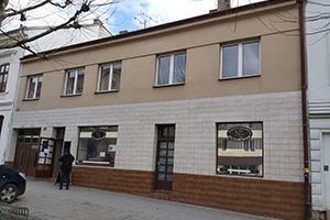 Prodejna Židlochovice